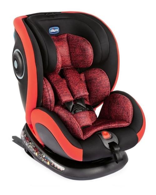 CADEIRA AUTO SEAT4FIX RED